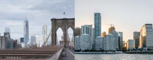 Match New York – Miami: quelle ville est la plus attractive pour les achats d'appartements et villas