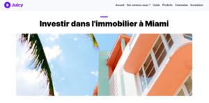 Nouvel article sur Club-Investissement Miami