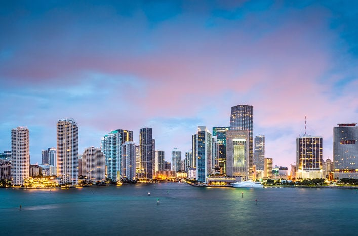 Accélération des achats d'appartements et villas sur Miami en Novembre