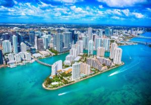 Les quartiers de Miami