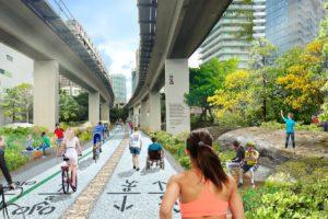 Le quartier de Brickell Miami vient d'être nommé dans la liste des 49 quartiers les plus Cool au Monde